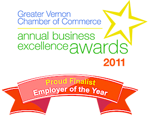 Employer of the Year 2011